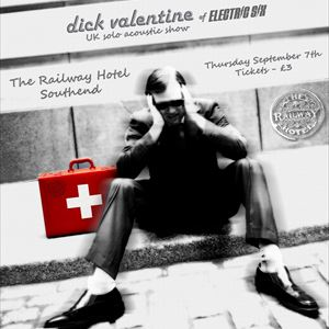 Dick Valentine (Electric Six)