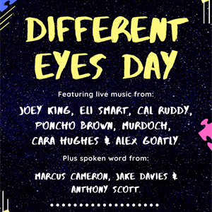 Different Eyes Day 2020