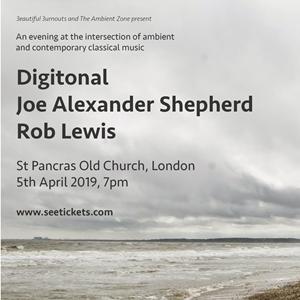 Digitonal, Joe Alexander Shepherd, Rob Lewis
