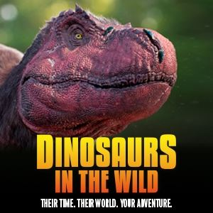 DINOSAURS IN THE WILD - PREVIEW
