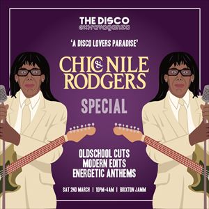 Disco Extravaganza: Chic & Nile Rodgers Special