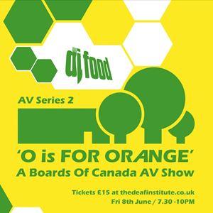 DJ Food: A Boards Of Canada AV Show