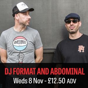 DJ Format and Abdominal