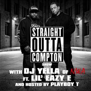 DJ Yella of N.W.A feat Lil Eazy E & Playboy T