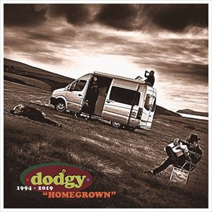 Dodgy - 25th Anniversary HOMEGROWN Tour