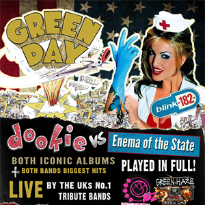 Dookie Vs. Enema of The State - LIVE Special!