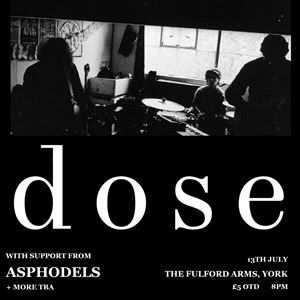 Dose + Special Guests
