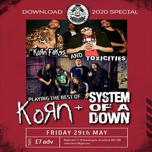 DOWNLOAD 2020 Special Feat.Toxicities & Korn Fakes