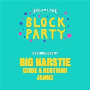 Dreamland Block Party With Big Narstie