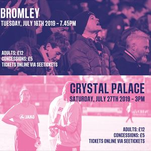 Dulwich Hamlet vs Crystal Palace XI