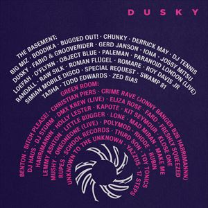 Dusky (All Night Long) - Residency Closing Party