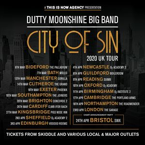 Dutty Moonshine Big Band - Brighton