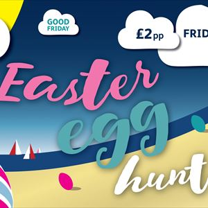 Breakfast with the Easter Bunny (SAT 31ST MARCH)