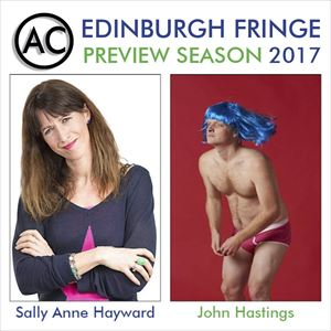 Ed Previews: Sally-Anne Hayward & John Hastings
