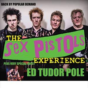 Ed Tudor pole & The Sex Pistols Experience