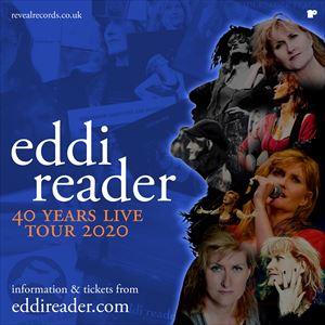 Eddi Reader - 40 Years Live Tour