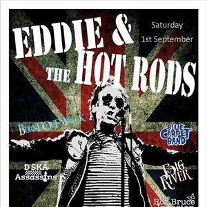 Eddie & The Hot Rods - London