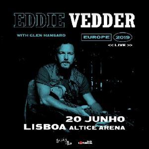 EDDIE VEDDER - EUROPE 2019