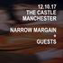 EDGES PRESENTS - NARROW MARGIN + GUESTS