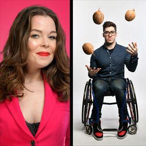 Edinburgh Preview: Juliette Burton, Aaron Simmonds