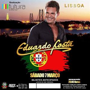 Eduardo Costa (Lisboa - Pavilhão Carlos Lopes)