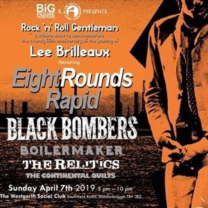 Eight Rounds Rapid: Lee Brilleaux Tribute