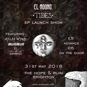 """EL MOONO """"Tides"""" EP Launch"""