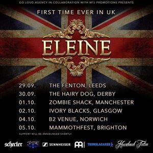 Eleine, Winter's Edge & Support