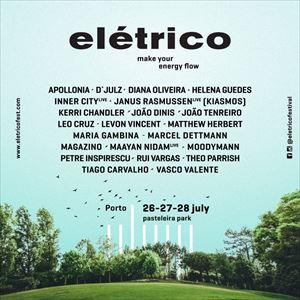Elétrico - Porto Music Experience