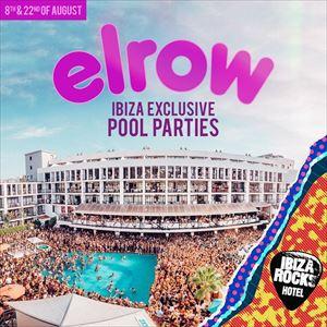 Elrow Pool Party