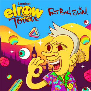 Elrow Town London with Fatboy Slim
