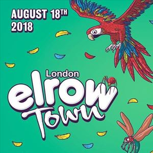 Elrow Town Returns to London!