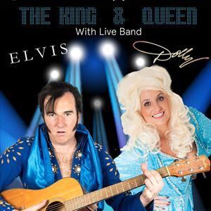 ELVIS PRESLEY AND DOLLY PARTON TRIBUTE SUPERSHOW