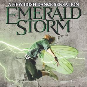 emerald storm the baths hall tickets emerald storm at. Black Bedroom Furniture Sets. Home Design Ideas