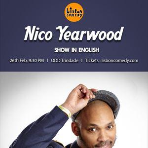 ENGLISH COMEDY NICO YEARWOOD