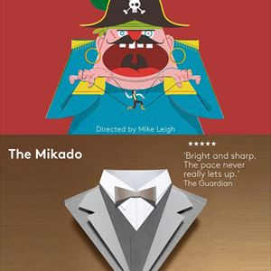 ENO Screen - Mikado & Pirates of Penzance