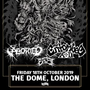 Entombed AD + Aborted