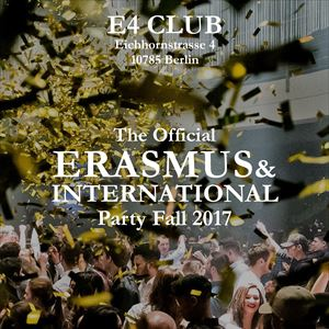 Erasmus & International Student Official Party