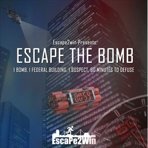 Escape Game: Escape The Bomb