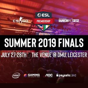 ESL CS:GO Premiership Summer Finals