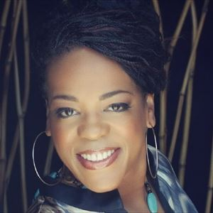 Evelyn 'Champagne' King in