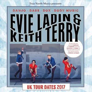 Evie Ladin and Keith Terry