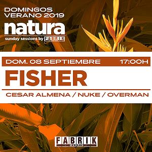 Fabrik - Natura Sunday Con Fisher
