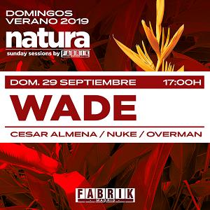 Fabrik - Natura Sunday Con Wade