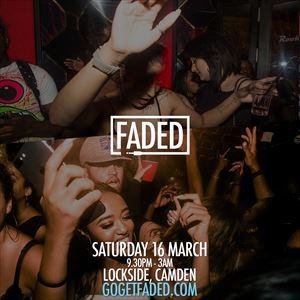 Faded at Lockside