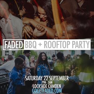 Faded BBQ + Rooftop Party