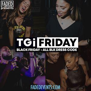 Faded - Black Friday [TGIF]