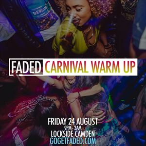 Faded Carnival Warm Up