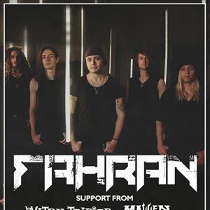FAHRAN + Witch tripper + mallen