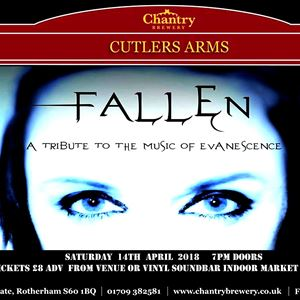 FALLEN -  A TRIBUTE TO EVANESENCE
